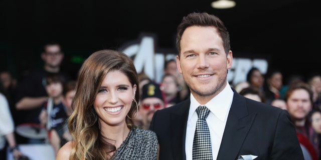 Katherine Schwarzenegger defended her husband amid the controversy.