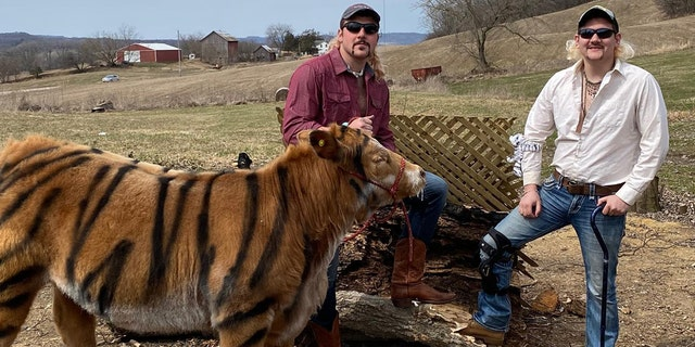 """Kyle Harris and Jeff Kast, were inspired by the hit documentary show, """"Tiger King: Murder, Mayhem and Madness,"""" The Sun reports."""
