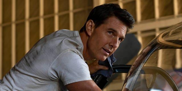 '탑 건: Maverick,' starring Tom Cruise, will debut in theaters on May 27, 2022.