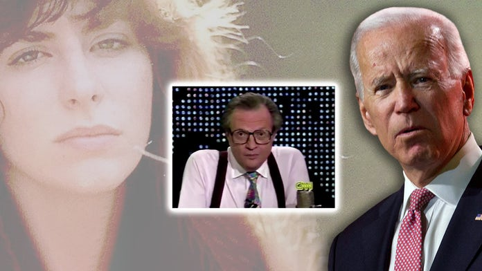 CNN 'Larry King' episode featuring Biden accuser's mother ...