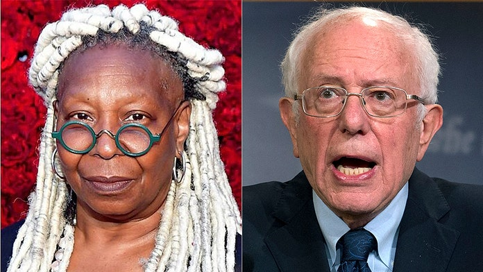 Whoopi Goldberg clashes with Bernie Sanders over reluctance to ...
