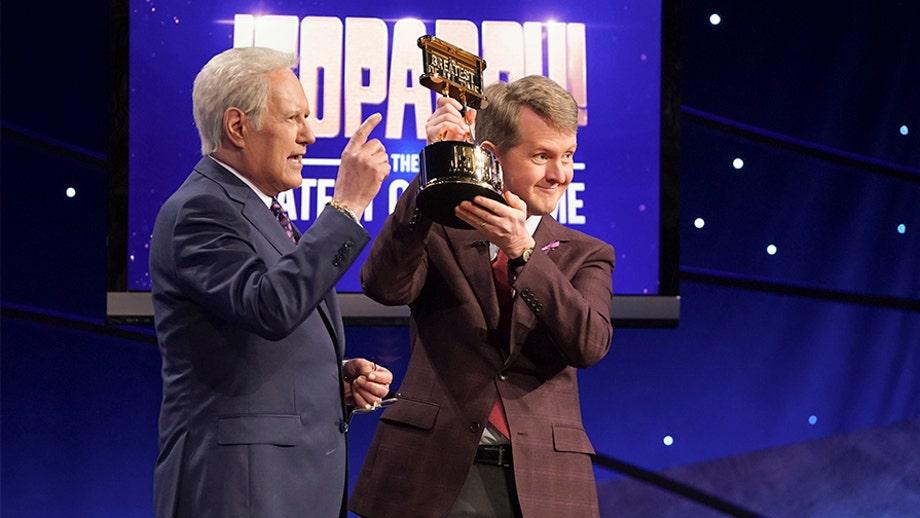 'Jeopardy!' taps Ken Jennings as first guest host for show's restart