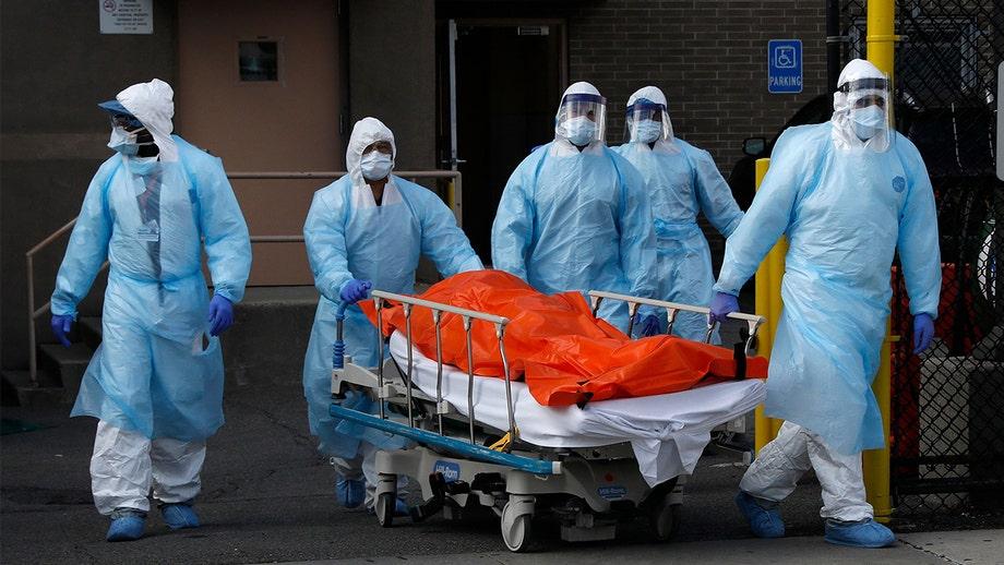 Oregon sending ventilators to New York to help prevent coronavirus' spread across US, Cuomo says
