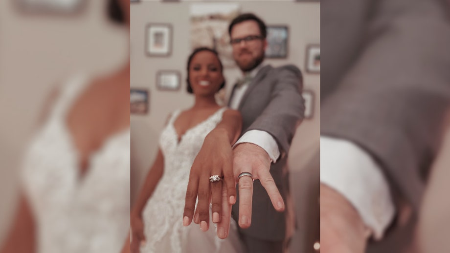 Couples say 'I do' during the pandemic: 'Tomorrow is not guaranteed'
