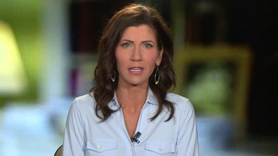 South Dakota Gov. Noem to sign bill limiting girls' sports to biological females