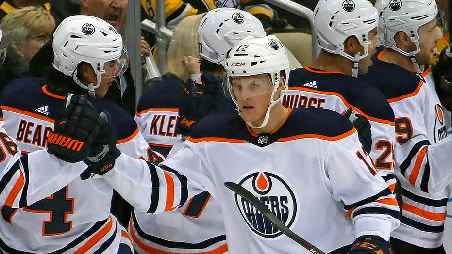 Emily Cave, wife of late Oilers player, puts COVID skeptics in their place