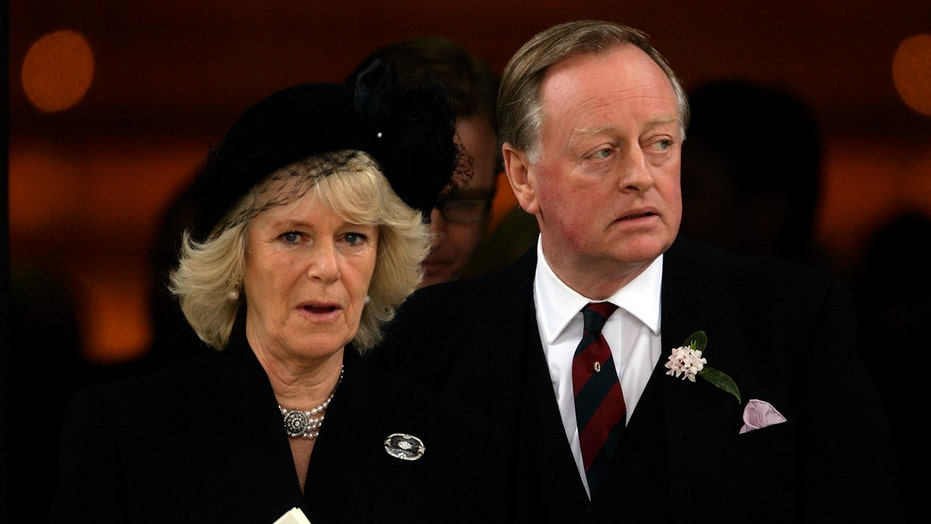 Duchess Camilla's ex husband Andrew Parker-Bowles tests positive ...