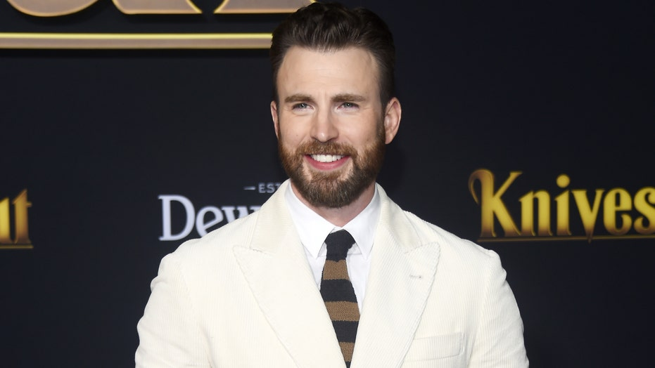 Chris Evans speaks out after NSFW images leak: 'Now that I have your attention'