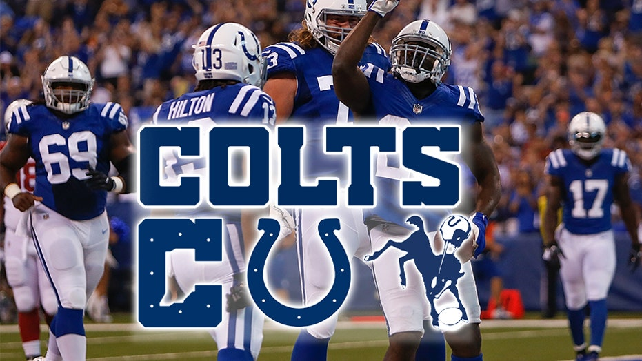 Indianapolis Colts Debut New Looks And Logos Fox News