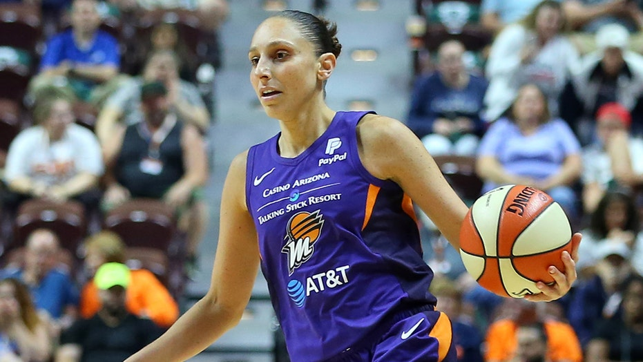 Taurasi will stand alone in 9,000-point club for some time