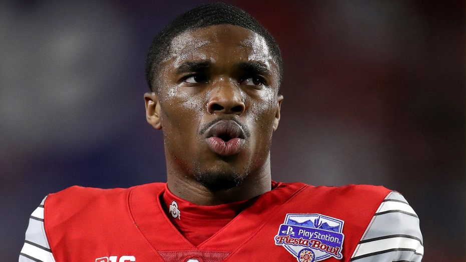 Lions' Jeff Okudah donates $1,000 to fund of 5-year-old seriously hurt in Britt Reid crash