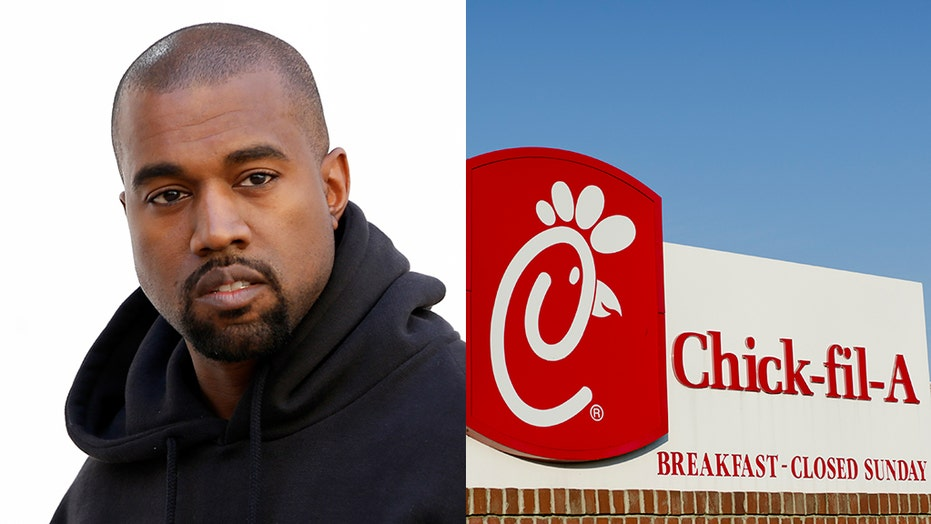 Kanye West Teams Up With Chick-fil-A and LA's Dream Centre to Provide 300,000 Meals to Vulnerable People During Coronavirus Pandemic