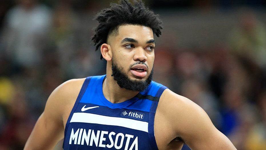 Timberwolves' Karl-Anthony Towns reveals he's lost 7 family members due to coronavirus