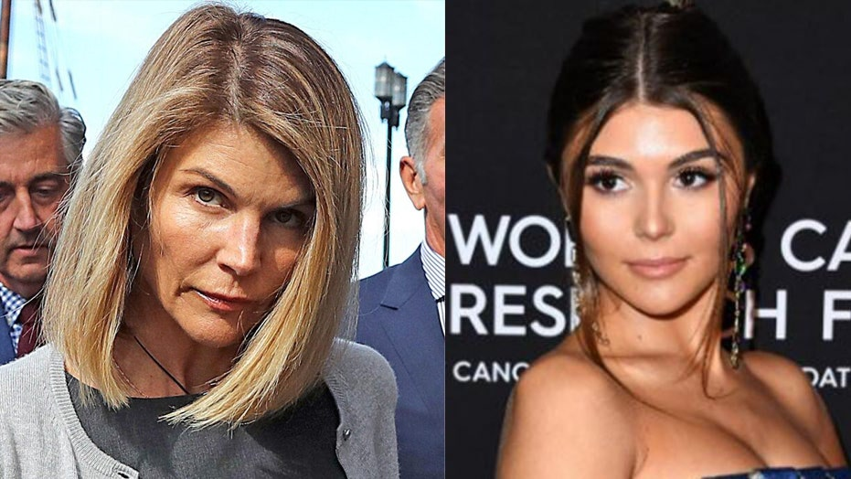 Lori Loughlin's daughter Olivia Jade breaks silence on college admissions scandal