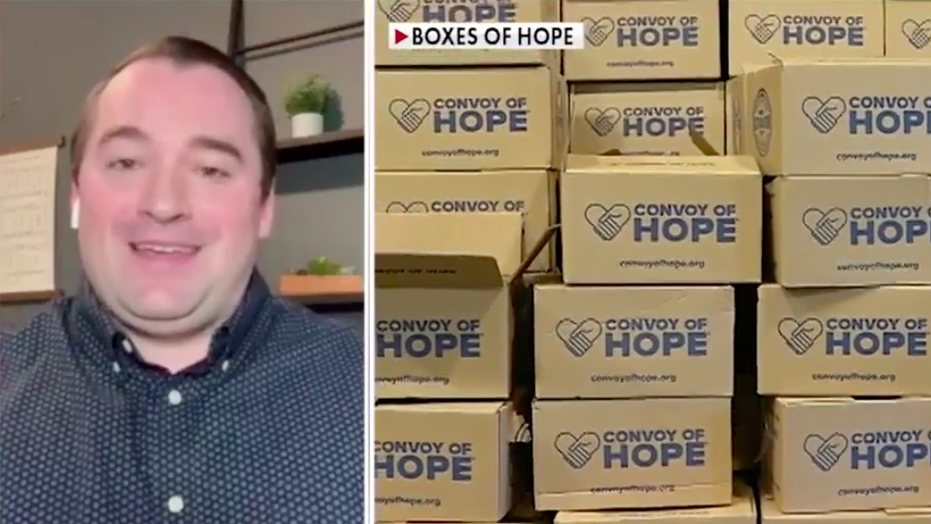 New Jersey church sparks movement after sending care package to congregation member stricken with COVID-19