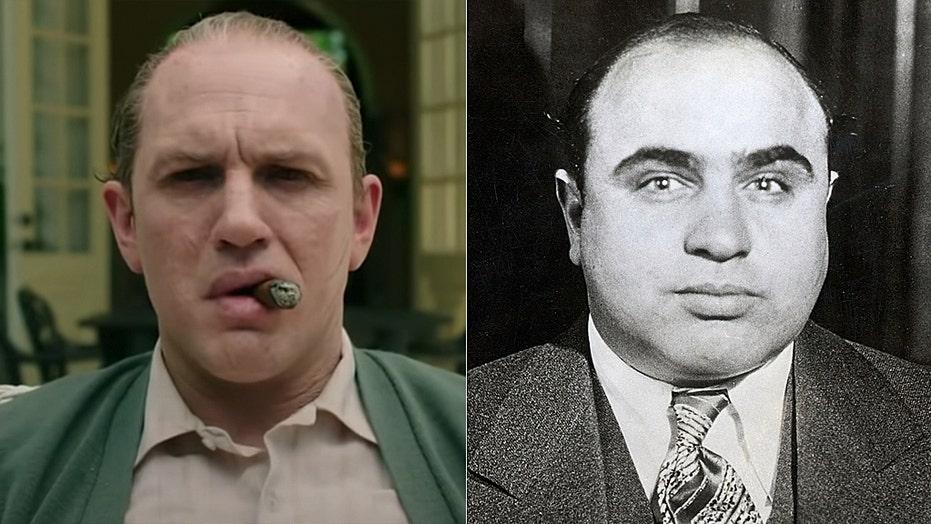 Tom Hardy transforms into Al Capone in new trailer for biopic ...