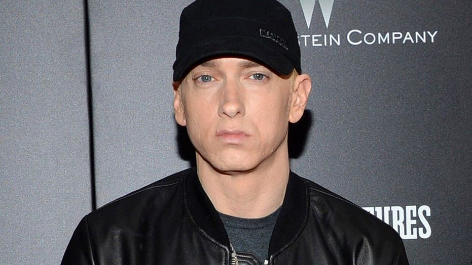 Eminem's home invader allegedly said he was there to kill the rapper, officer testifies