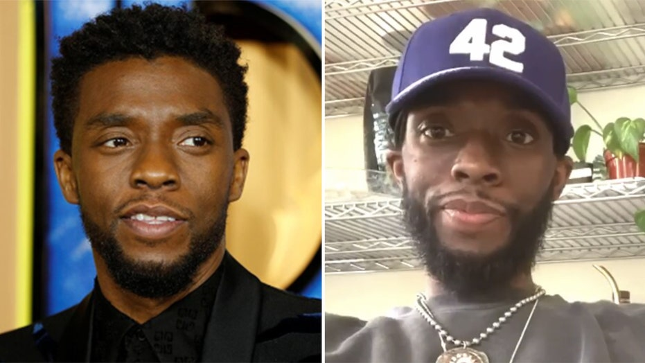Avengers Star Chadwick Boseman Leaves Fans Fearing For His Health After Video Reveals Dramatic Weight Loss Fox News