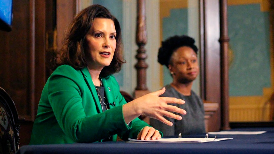 4 Michigan sheriffs say they won't strictly enforce Whitmer's stay ...