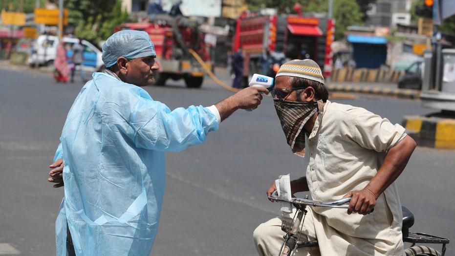 India under lockdown for 21 days