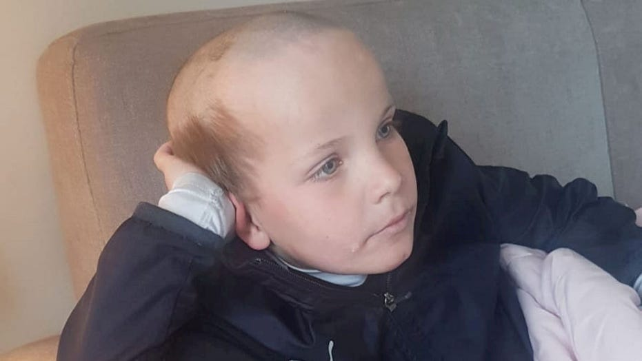 Little Kid Gives Himself An Old Man Haircut While In Lockdown With Dad And Brother Fox News