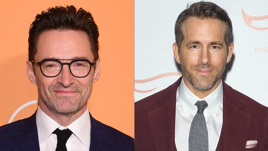 Hugh Jackman on constantly trolling Ryan Reynolds: 'It should be a sport'