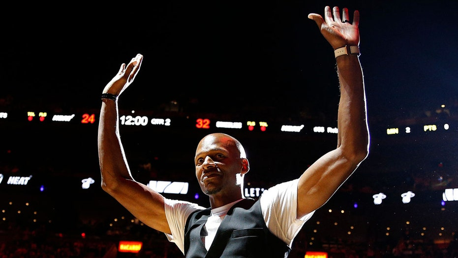 NBA legend Ray Allen in scary bike crash: 'My helmet saved me from a far worse fate'