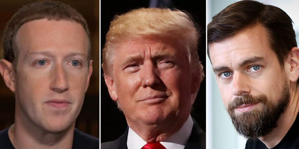 Twitter's Jack Dorsey fires back at Zuckerberg, defends fact-checking Trump tweets | Fox News
