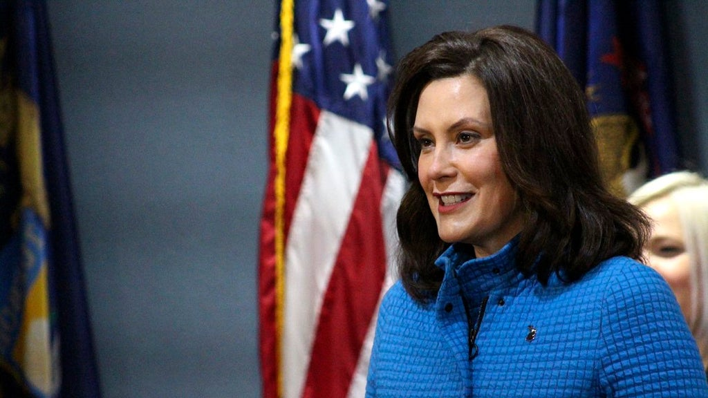 Under-fire Whitmer extends Michigan stay-at-home order for a fifth time