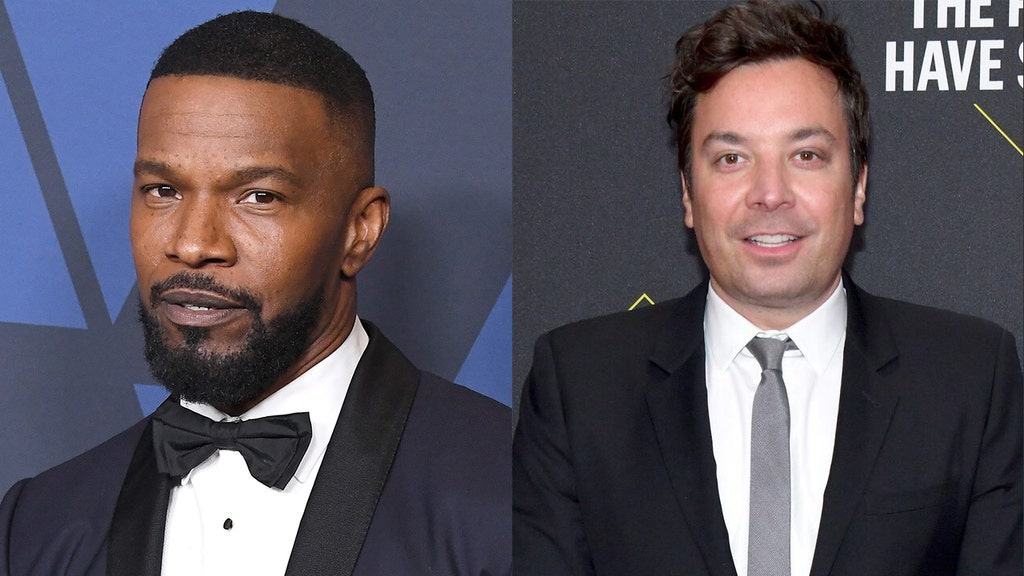 Jamie Foxx defends Jimmy Fallon over 'SNL' blackface controversy