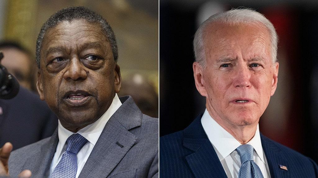 BET founder Robert Johnson suggests his vote won't go to Biden