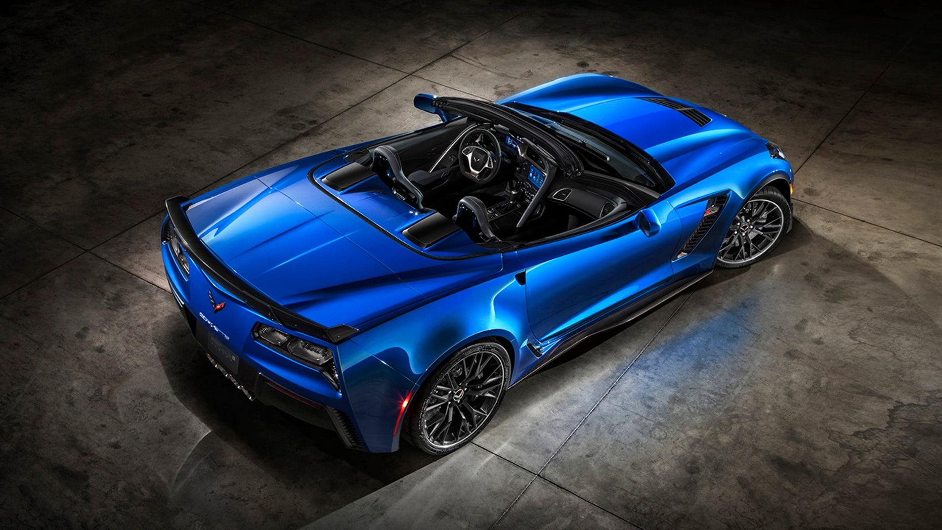 2015-2019 Chevrolet Corvette Z06
