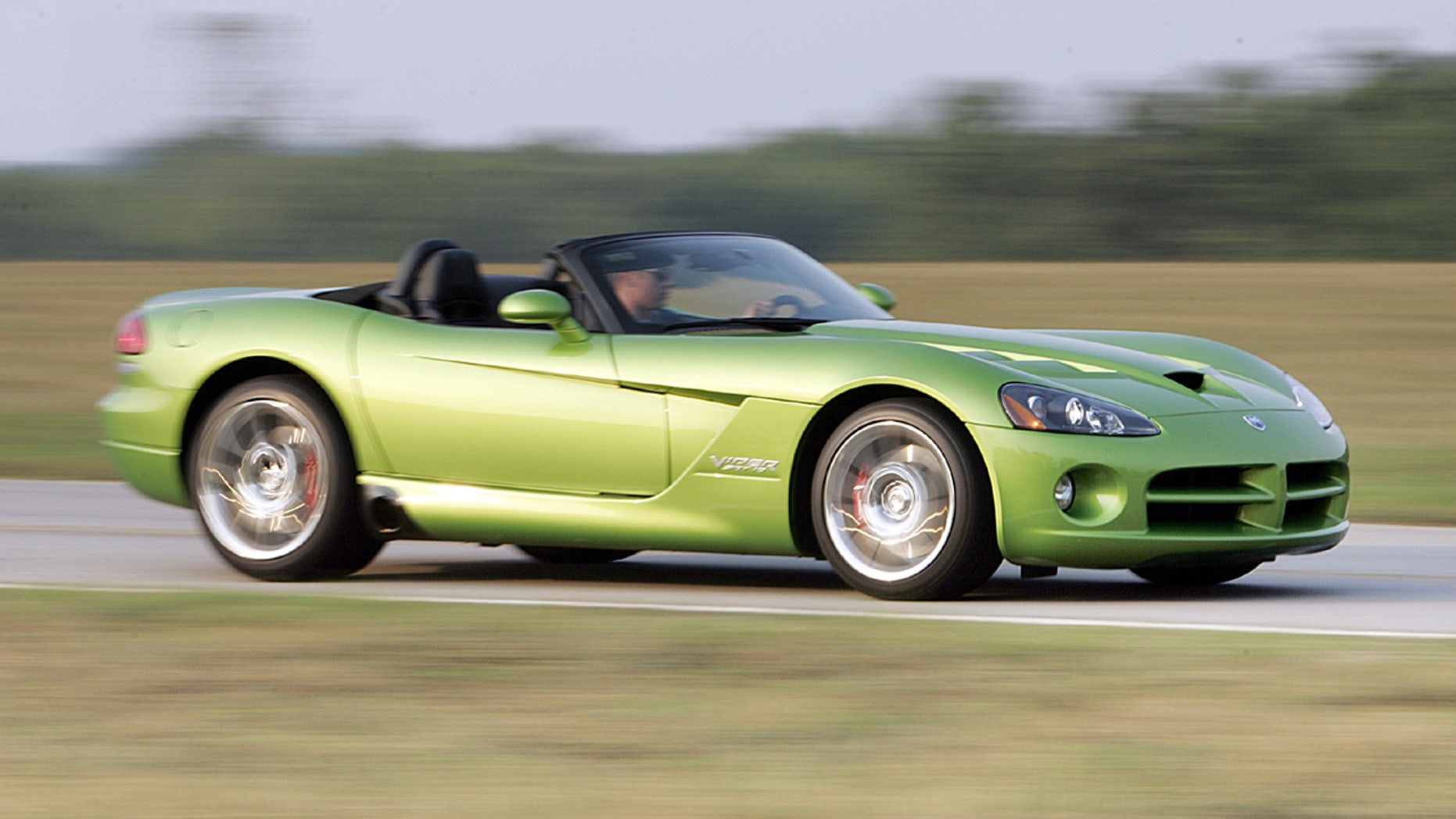 2008-2010 Dodge Viper