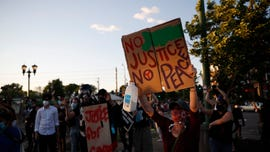 Protests seen in Denver, Columbus, Louisville after George Floyd death