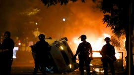 George Floyd riots escalate nationwide, carnage near the White House
