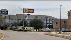 Texas man tried setting hotel clerk on fire, investigators say as video released