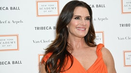 Brooke Shields says maintaining her toned figure is a 'daily struggle' amid coronavirus
