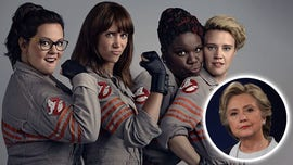 All-female 'Ghostbusters' reboot faced animosity tied to 'anti-Hillary movement,' director says