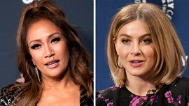 Julianne Hough gets support from 'DWTS' judge Carrie Ann Inaba after Brooks Laich split