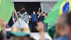 As Brazil sees record deaths, Bolsonaro proclaims: Death is 'everyone's destiny'