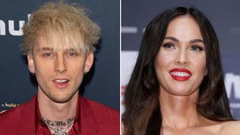 Megan Fox posts first photo of shirtless Machine Gun Kelly: 'My heart is yours'