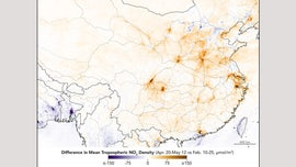 As China's coronavirus shutdowns end, air pollutants rise to traditional levels