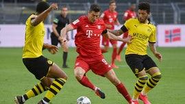 Dortmund falls short again, losing to Bayern in key match