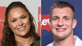 'Game On!' team captain Rob Gronkowski praises Ronda Rousey's appearance on show: 'She's always ready to go'