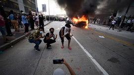 PHOTOS: Riots break out around America in wake of George Floyd death