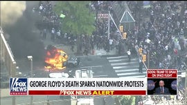 Philadelphia protests of George Floyd death turn violent as mayor enacts 'mandatory curfew'