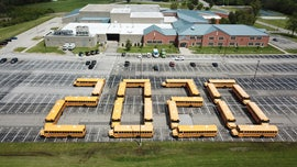 Ohio school bus drivers honor class of 2020 with tribute