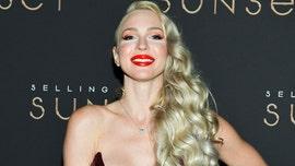 'Selling Sunset' star Christine Quinn says she had coronavirus during her wedding