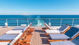 Luxury cruise line's all-inclusive voyage includes medical evacuation, cost of emergency transportation home