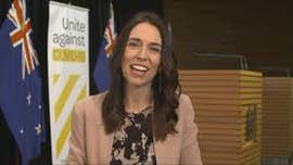 New Zealand PM Ardern's response to earthquake goes viral